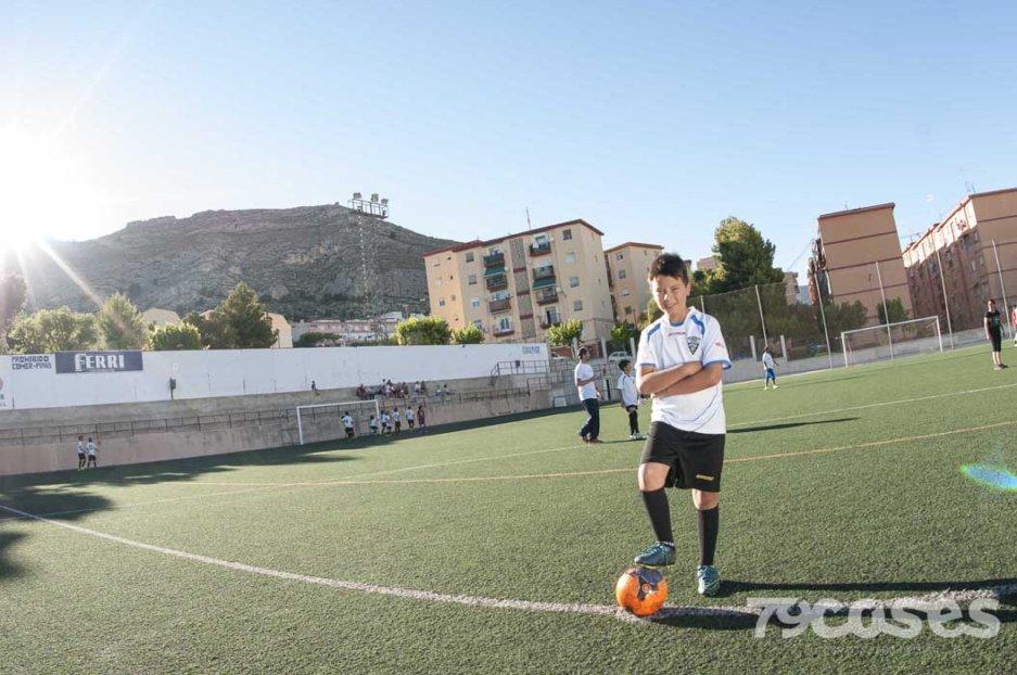 fotografía ,Alicante, deportes, jijona, infantil, 79COSES